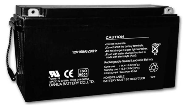 Аккумуляторная батарея Top Power 12V 150AH AGM