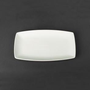 Блюдо прямоугольное фарфоровое Helios 300х170 мм. HR1431