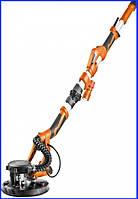 ☑️  Шлифовальная машина для стен WerkFix DWS-800-WF (Германия, LED-подсветка)