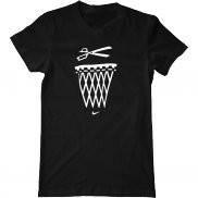 Мужская футболка с принтом Nike basketball