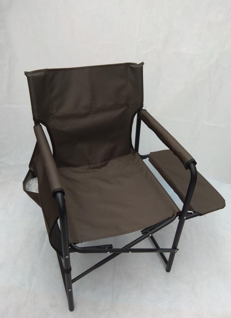 Стул - кресло для отдыха Режиссер с мягкой полкой