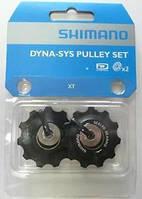 Ролики заднього перемикача Shimano Deore XT RD-M773 верхній+нижній