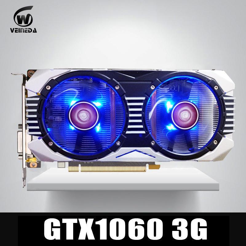 Видеокарта Geforce GTX 1060 3gb vieneda .