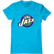 Мужская футболка с принтом Utah Jazz