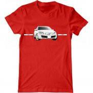 Мужская футболка с принтом Volvo v79