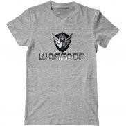 Мужская футболка с принтом Warface Logo
