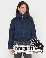 Braggart Youth | Женская осенняя куртка 25222 синяя  р.  46(S)   48(M)   50 L)   52(XL)