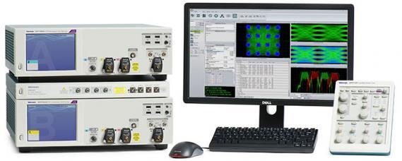 Производительный осциллограф DPO70000SX ATI Tektronix