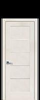 Дверное полотно Мира Патина со стеклом сатин