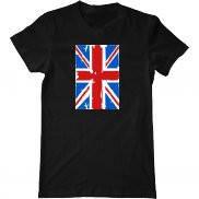 Мужская футболка с принтом England