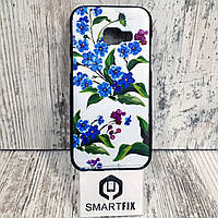 Чехол с рисунком для Samsung A3 2016 (А310) Цветы