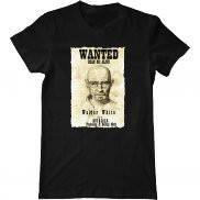 Мужская футболка с принтом Wanted Breaking Bad
