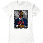 Мужская футболка с принтом Breaking bad season 5 poster