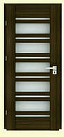 Двери Verto TIANA 1.5 цвет Орех «Резист»