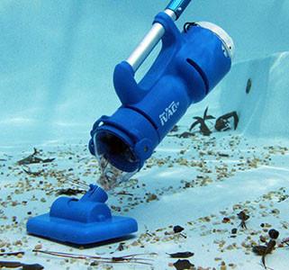 Полуавтоматический пылесос для бассейна — Ваш надежный помощник