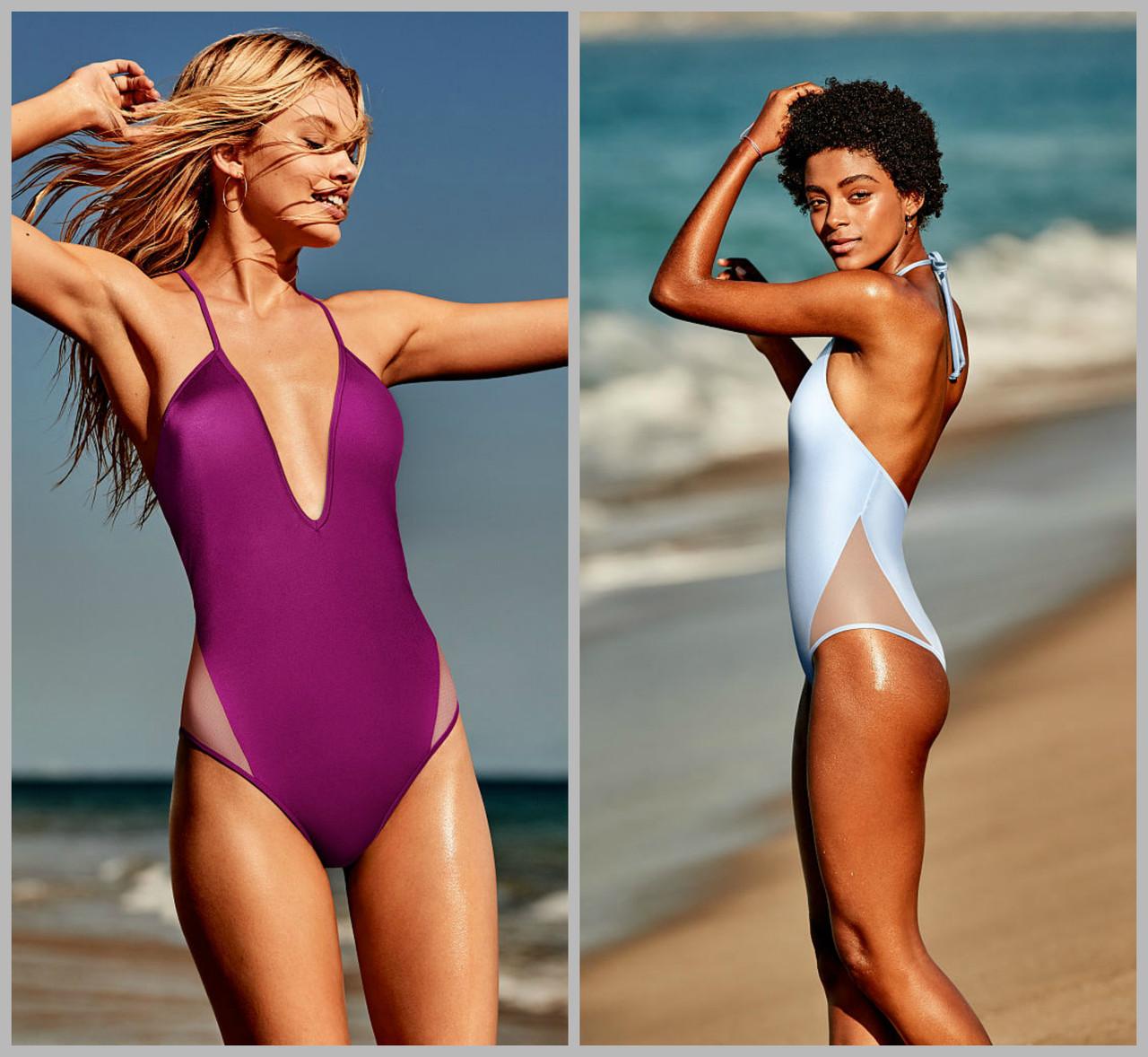 622a16d66d5a2 Оригинал Victoria Secret Pink. Cдельный купальник XS S M L Виктория ...
