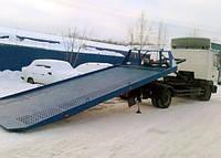 Эвакуатор МАЗ 4371 со сдвижной платформой