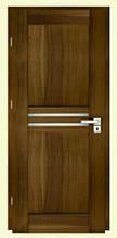 Двери Verto EVA 2.0 цвет Орех «Резист»