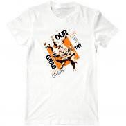 Мужская футболка с принтом Judo sport