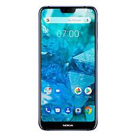 Смартфон Nokia 7.1 Dual SIM 4/64Gb Blue (11CTLL01A18)