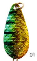 "Блесна ""Fishing ROI"" Bream-S 19g 7.3cm C027-4-01"