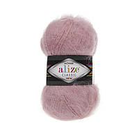 Alize Mohair Classicпудра № 161