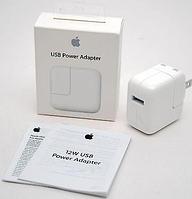Адаптер Ipad айпад 2А 12W Apple 12W USB Power Adapter Ipod Iphone эпл