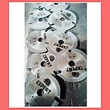 Пильный диск. 125х22х3. EXPERT. трех зубый для УШМ. Диск пильный на болгарку. Дисковая пила., фото 4