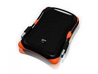 """Карман внутренний 2.5 """"Silicon Power Armor A30 Black / Orange"""
