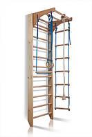 Детский спортивный уголок Комби-2-240 SportBaby 240х80 см для дома