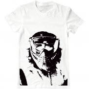 Мужская футболка с принтом Paintball Che