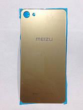 Задняя крышка Meizu U10 Gold