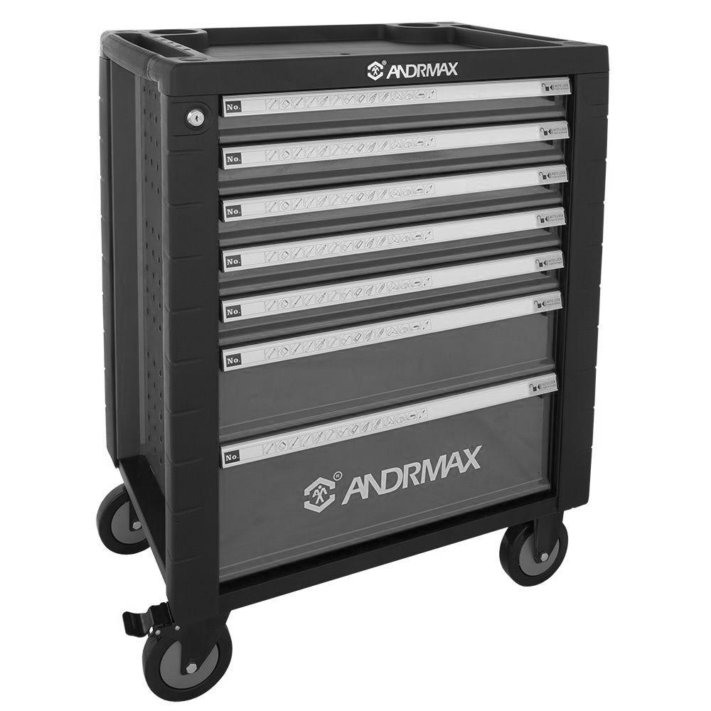 Візок для інструменту, 7 полиць ANDRMAX