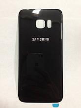 Задняя крышка Samsung S7 Edge G935F Black