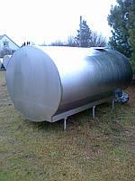 Охладитель молока закрытого типа Lister Франция б/у 3200 л