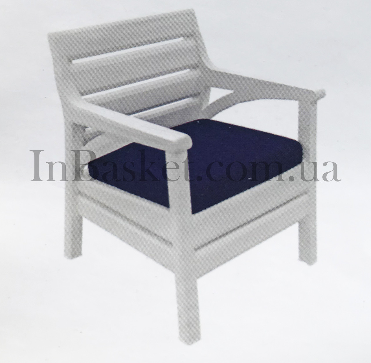 "Пластиковое Кресло ""Single Sofa"" (HK-850)"
