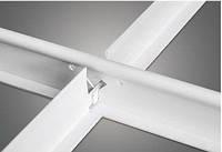Влагостойкий пластиковый Т-образный профиль для подвесного потолка 0,6м