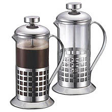 Френч-пресс Bohman BH-9535 350 мл заварник для чая с ручкой