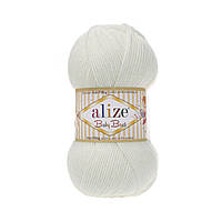 Alize BABY BEST жемчужный № 450