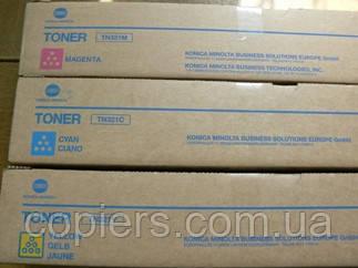 TN321 M тонер картридж Konica Minoltabizhub C224/C284/C364, оригинал A33K350
