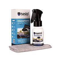 Антидождевое покрытие для стекол и зеркал Nasiol Glasshield