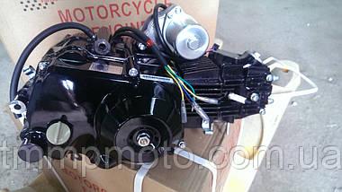 Двигатель для квадроцикла АТВ-110 см3для квадроциклов ( 1 вперёд и 1 передача назад ) механика, фото 3