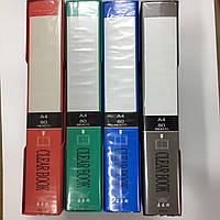 Папка на  80 файлов KS80AK  А4 в пластиковой коробке