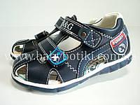 Кожаные сандалии B&G. Размеры 26, 27, 28, 30, 31., фото 1