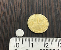 Неодимовый магнит 5 х 3 мм