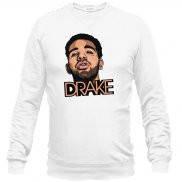 Свитшот мужской стильный с принтом Drake