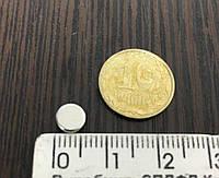 Неодимовый магнит 4 х 25 мм. (на 0,9 кг) N42. Польша.