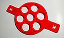 Силіконова форма для приготування оладок GA Династія 21019, фото 6