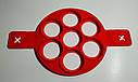 Силіконова форма для приготування оладок GA Династія 21019, фото 8