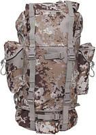 Армейский рюкзак 65л итальянский пустынный камуфляж MFH 30253M